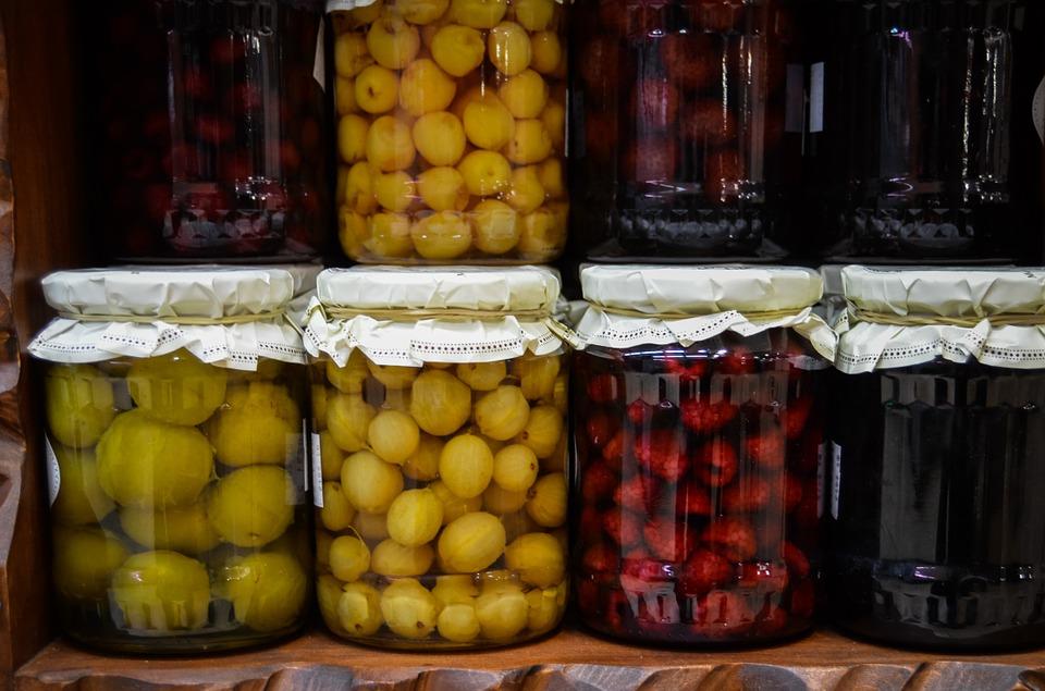Recepty na zavařování – jablkový a dýňový kompot