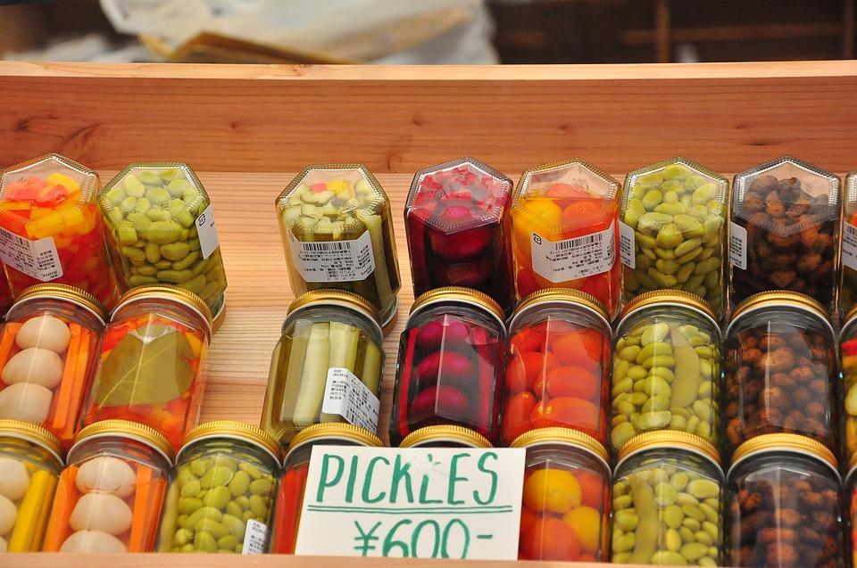 Zavařování – jak jednotlivé kusy ovoce zavařovat?