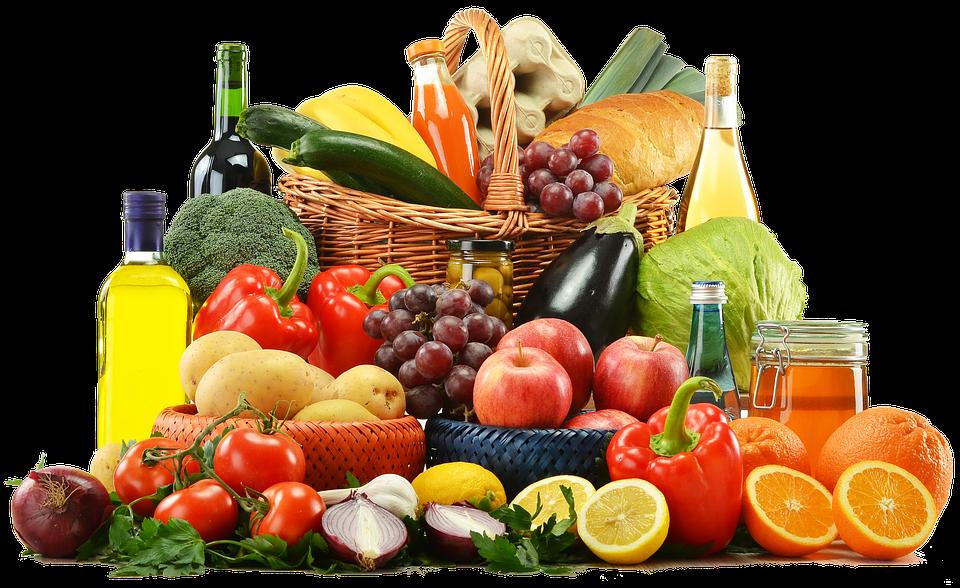 Druhy ovoce a zeleniny – které jsou pro zdraví prospěšné?